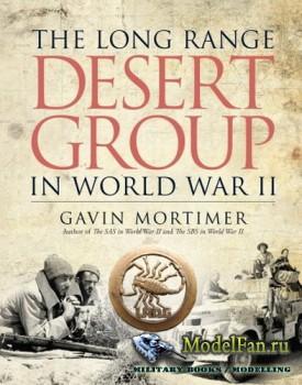 Osprey - General Military - The Long Range Desert Group in World War II