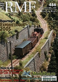 RMF Rail Miniature Flash 486 (January 2006)