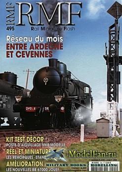 RMF Rail Miniature Flash 495 (October 2006)