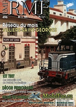 RMF Rail Miniature Flash 496 (November 2006)