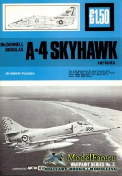 Warpaint Aviation News №3 - McDonnell Douglas A-4 Skyhawk