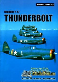 Warpaint Special №1 - Republic P-47 Thunderbolt