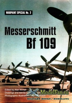 Warpaint Special №2 - Messerschmitt Bf 109