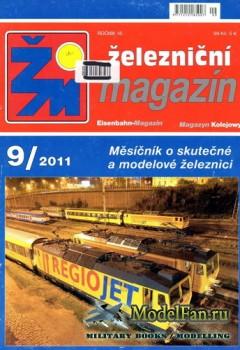Zeleznicni magazin 9/2011