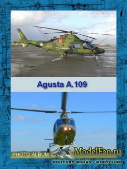 Авиация (Фотоальбом) - Agusta A.109 Hirundo