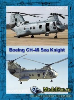 Авиация (Фотоальбом) - Boeing Vertol CH-46 Sea Knight