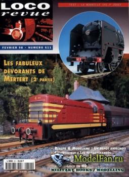 Loco-Revue №611 (February 1998)