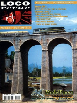 Loco-Revue №614 (May 1998)