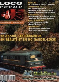 Loco-Revue №617 (September 1998)