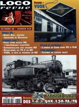 Loco-Revue №618 (October 1998)