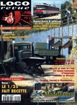 Loco-Revue №619 (November 1998)