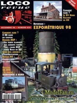 Loco-Revue №620 (December 1998)