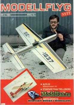 ModellFlyg Nytt №2 (1985)