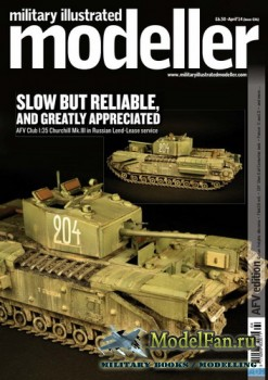 Military Illustrated Modeller №36 (April 2014)
