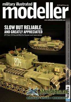 Military Illustrated Modeller №36 (April 2014)