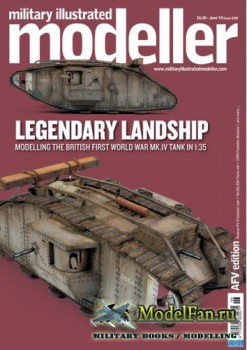 Military Illustrated Modeller №38 (June 2014)