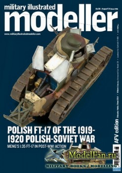 Military Illustrated Modeller №40 (August 2014)