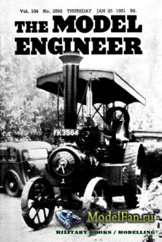Model Engineer Vol.104 No.2592 (25 January 1951)