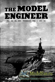 Model Engineer Vol.104 No.2593 (1 February 1951)
