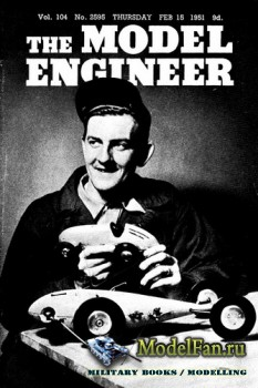 Model Engineer Vol.104 No.2595 (15 February 1951)