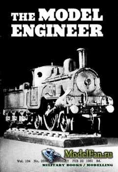 Model Engineer Vol.104 No.2596 (22 February 1951)