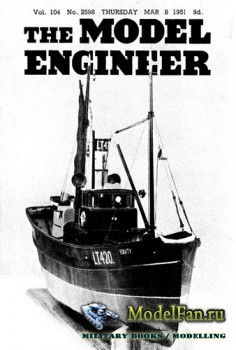 Model Engineer Vol.104 No.2598 (8 March 1951)