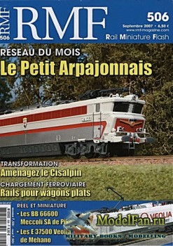 RMF Rail Miniature Flash 506 (September 2007)