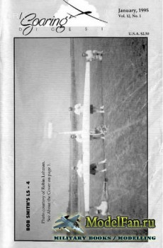 Radio Controlled Soaring Digest Vol.12 No.1 (January 1995)