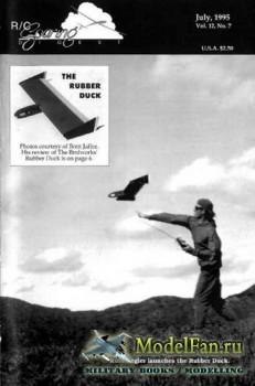 Radio Controlled Soaring Digest Vol.12 No.7 (July 1995)