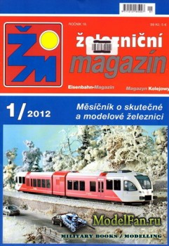 Zeleznicni magazin 1/2012