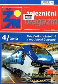 Zeleznicni magazin 4/2012