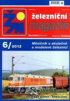 Zeleznicni magazin 6/2012