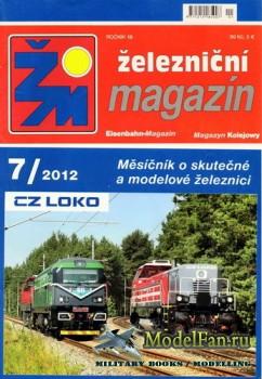Zeleznicni magazin 7/2012
