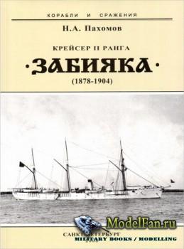 Крейсер II ранга «Забияка» (Н.А. Пахомов)