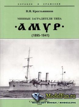 Минные заградители типа «Амур» (1895-1941) (В.Я. Крестьянинов)