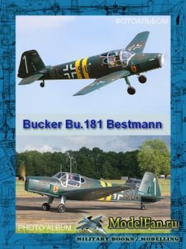 Авиация (Фотоальбом) - Bucker Bu.181 Bestmann