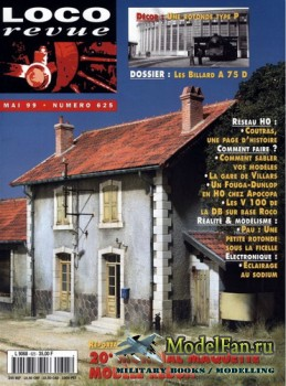 Loco-Revue №625 (May 1999)