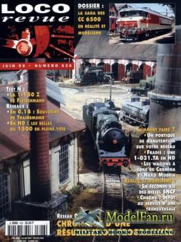 Loco-Revue №626 (June 1999)