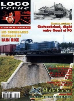 Loco-Revue №628 (September 1999)