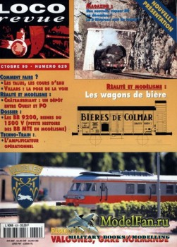 Loco-Revue №629 (October 1999)