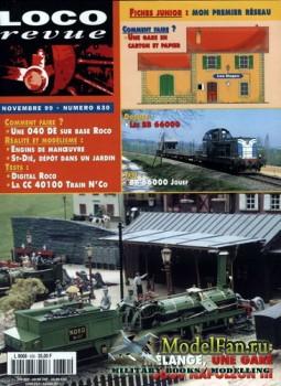Loco-Revue №630 (November 1999)