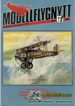 ModellFlyg Nytt №2 (1986)