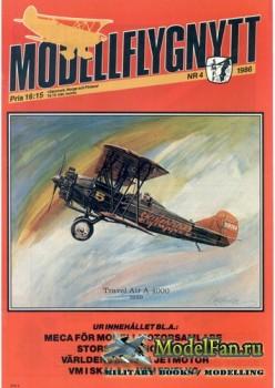 ModellFlyg Nytt №4 (1986)
