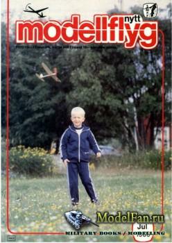 ModellFlyg Nytt №6 (1986)