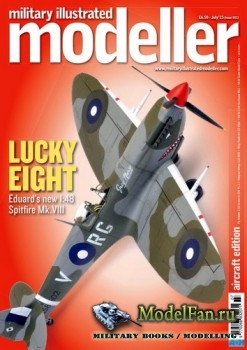 Military Illustrated Modeller №51 (July 2015)