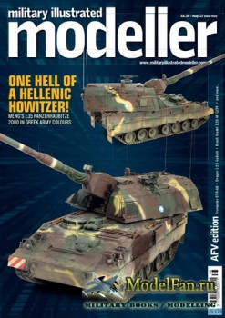 Military Illustrated Modeller №52 (August 2015)