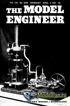 Model Engineer Vol.104 No.2602 (5 April 1951)