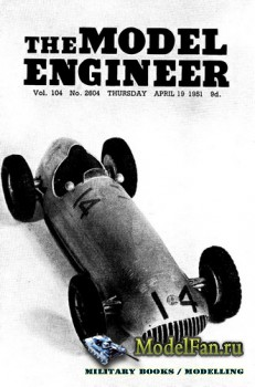 Model Engineer Vol.104 No.2604 (19 April 1951)