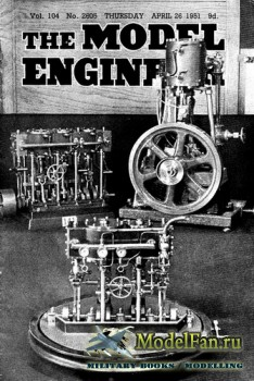 Model Engineer Vol.104 No.2605 (26 April 1951)