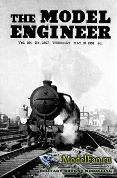 Model Engineer Vol.104 No.2607 (10 May 1951)